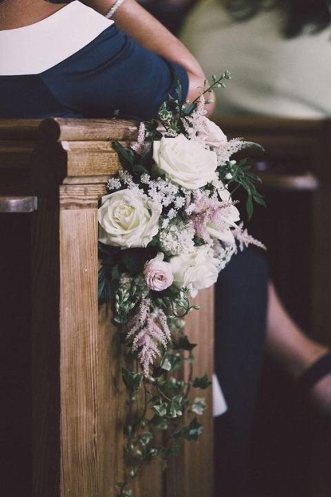 Styling Decorating Ideas For A Church Wedding