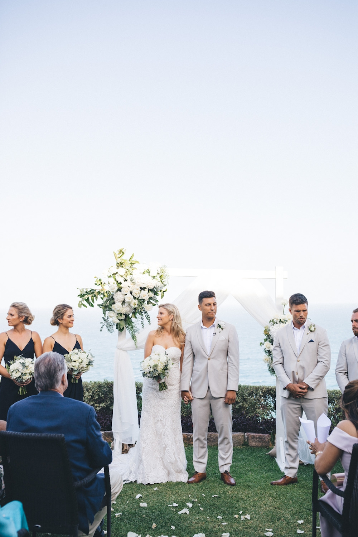 Clic Modern Jonah S Whale Beach Wedding Ashdownandbee